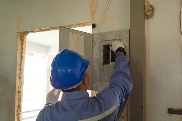 electrical panel upgrades and repairs