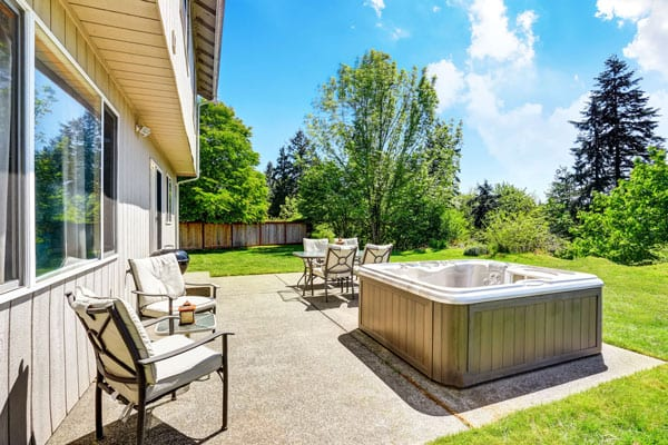 electrical wiring for hot tub installation